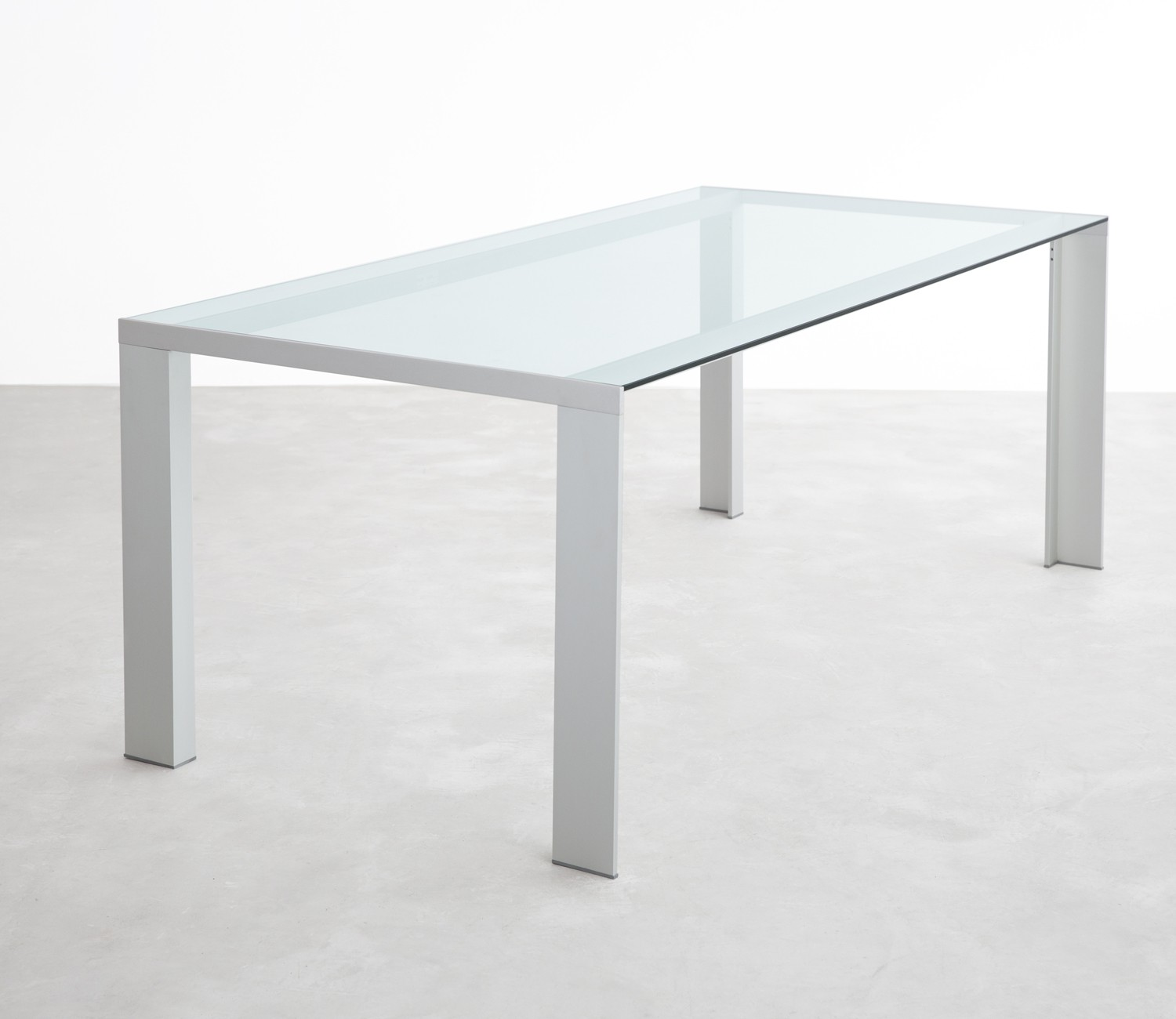 DENEB aluminium table -> Aluminium Table