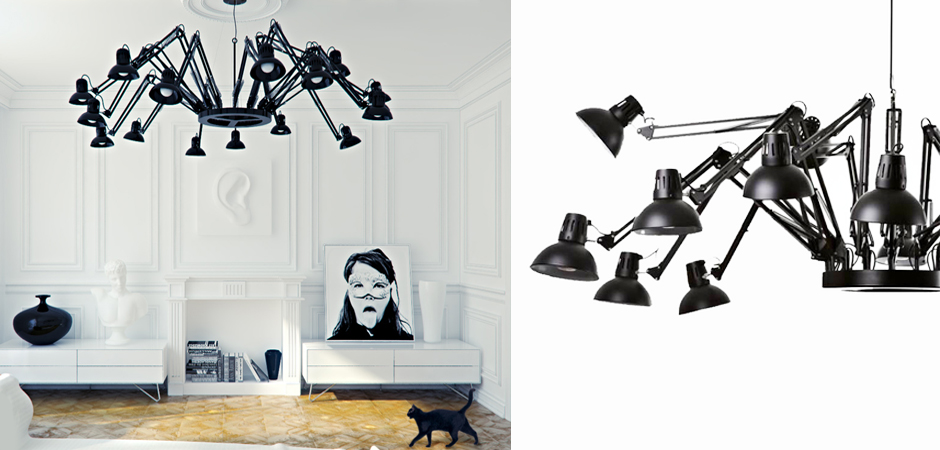 dear indigo designer suspension lamps by moooi available in sa. Black Bedroom Furniture Sets. Home Design Ideas