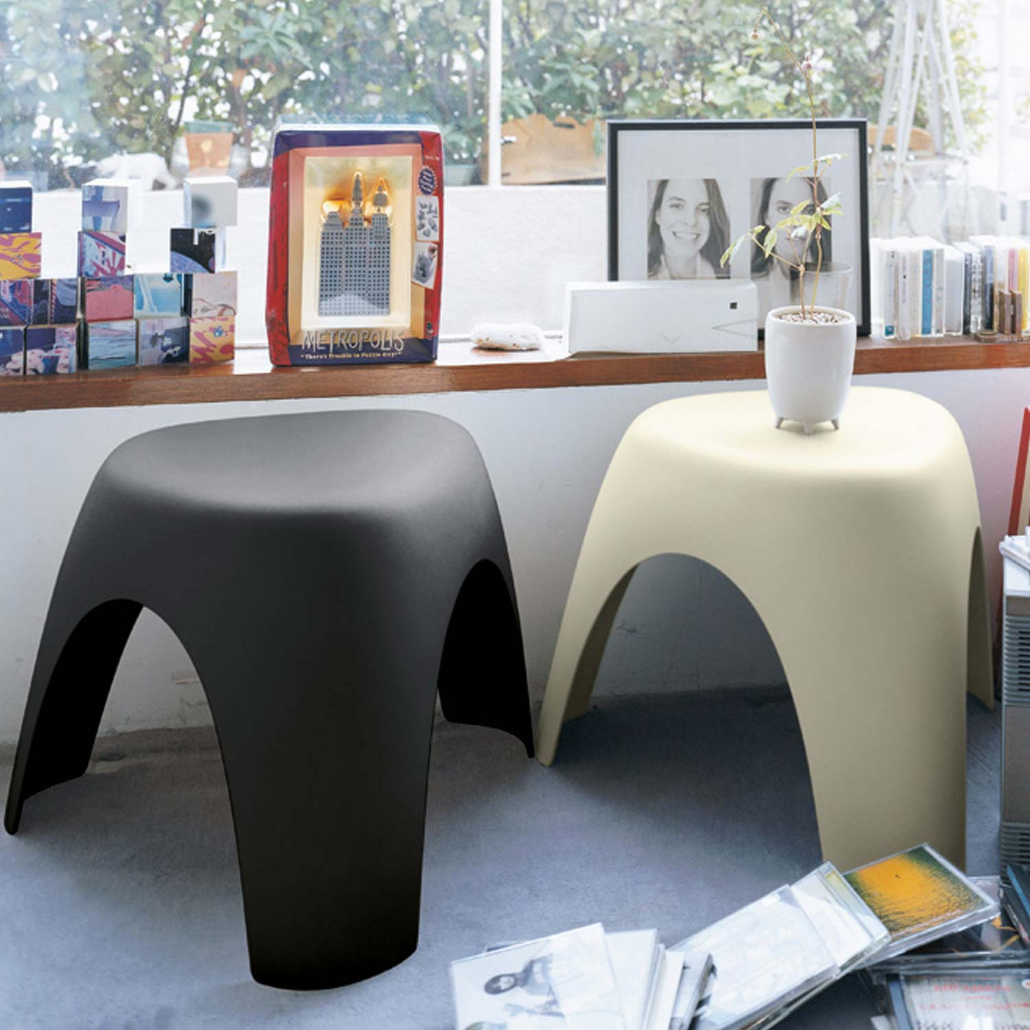 elephant stool is for indoors balconies and outdoors - elephant stool