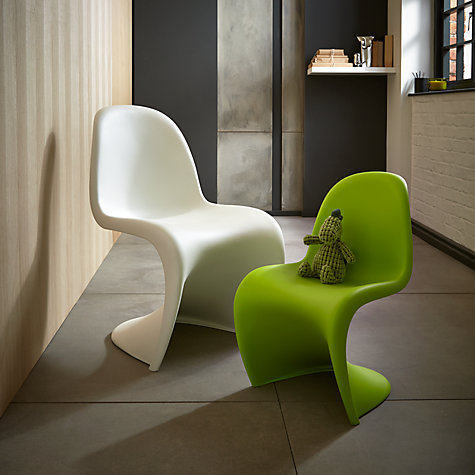 the panton chair is a designer chair for children by vitra. Black Bedroom Furniture Sets. Home Design Ideas