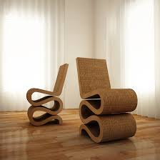 wiggle side chair is a designer chair from frank gehry. Black Bedroom Furniture Sets. Home Design Ideas
