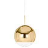 Tom Dixon Mirror Ball Gold 40 Pendant_01