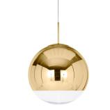 Tom Dixon Mirror Ball Gold 50 Pendant_01