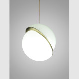Crescent Suspension Light