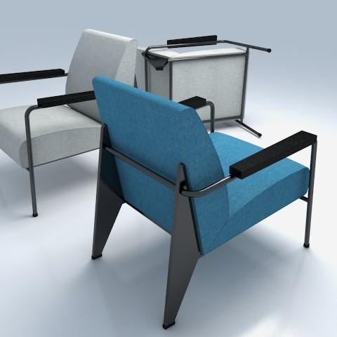 Fauteille de salons nouvaus model id es novatrices de la for Salon 4 fauteuils