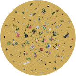 Garden Of Eden Rug - Yellow