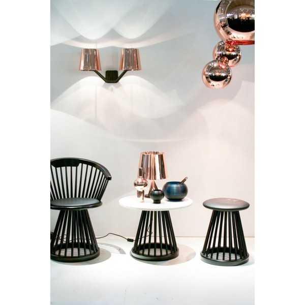 base copper wall light. Black Bedroom Furniture Sets. Home Design Ideas