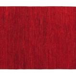 Chobi Deep Red Rug