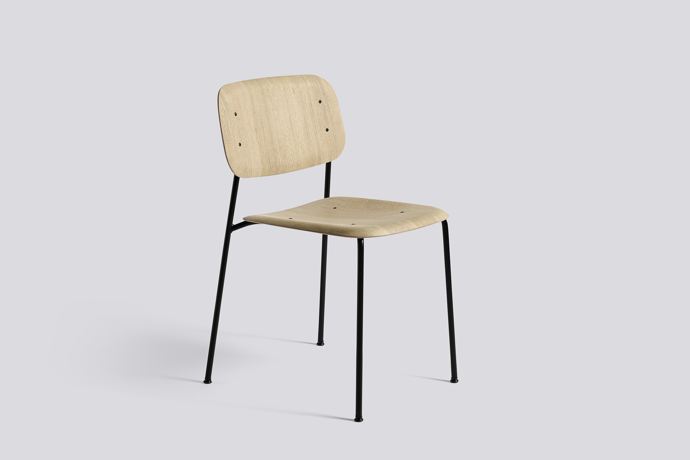 Soft Edge Chair Metal