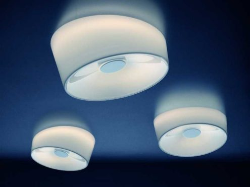 Lumiere ceiling lamps