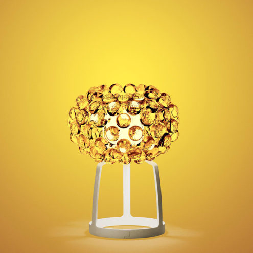 Caboche Table Lamp Gold