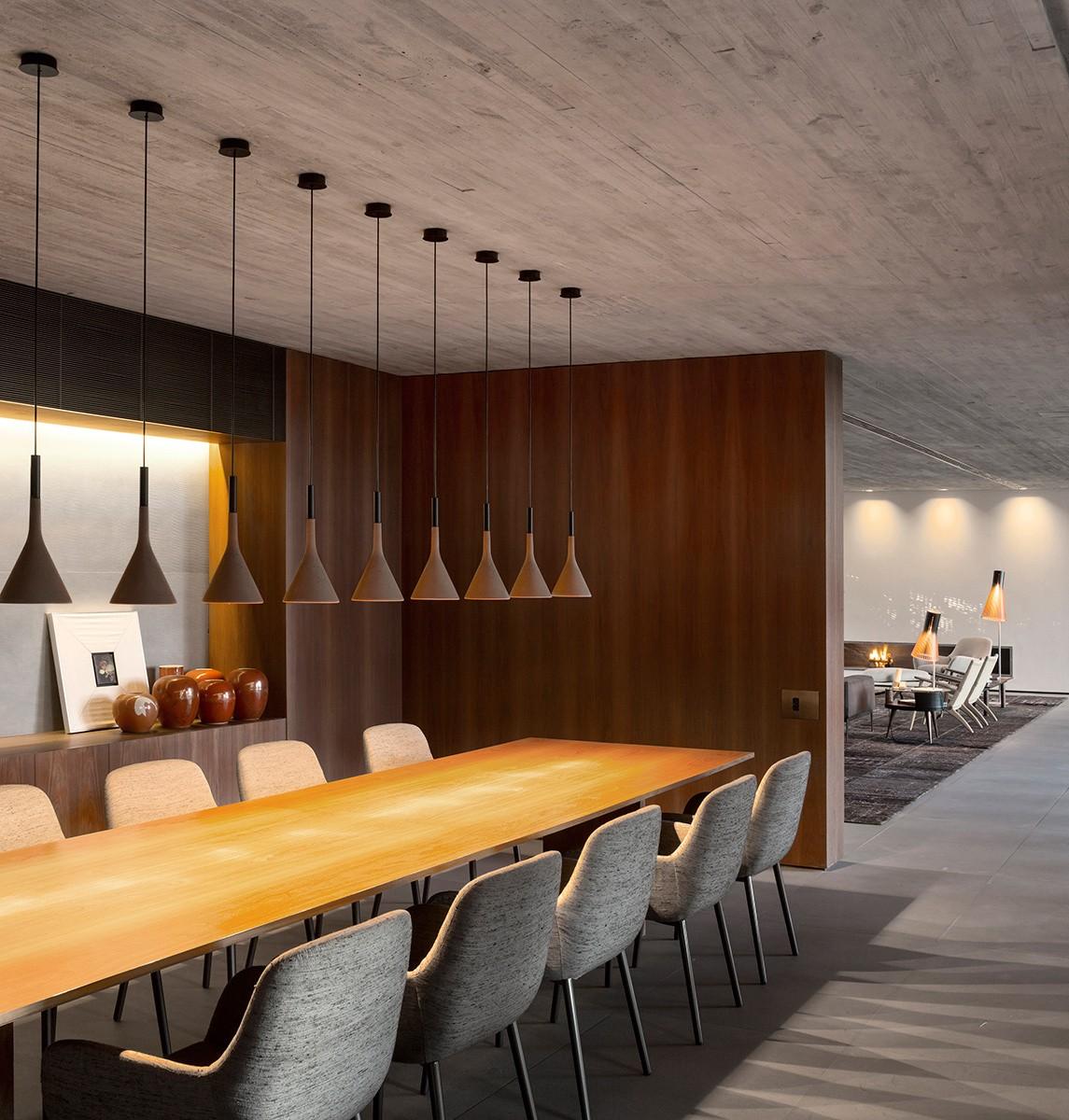 aplomb suspension lamp. Black Bedroom Furniture Sets. Home Design Ideas