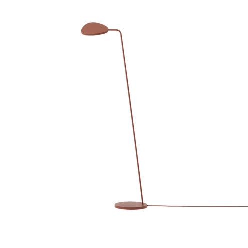 Leaf Floor Lamp Copper