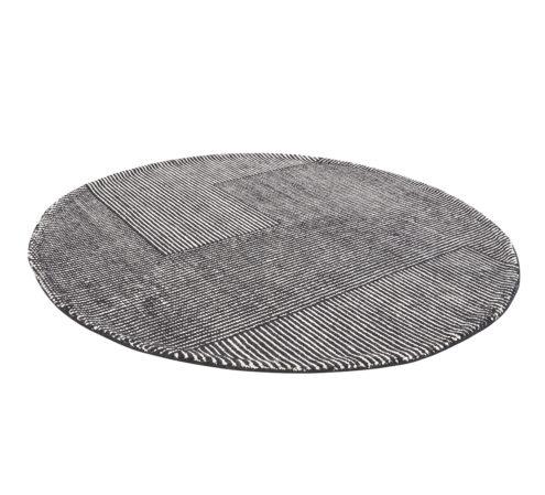 Stripe Rug Round