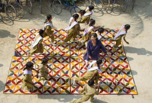 Nani in India