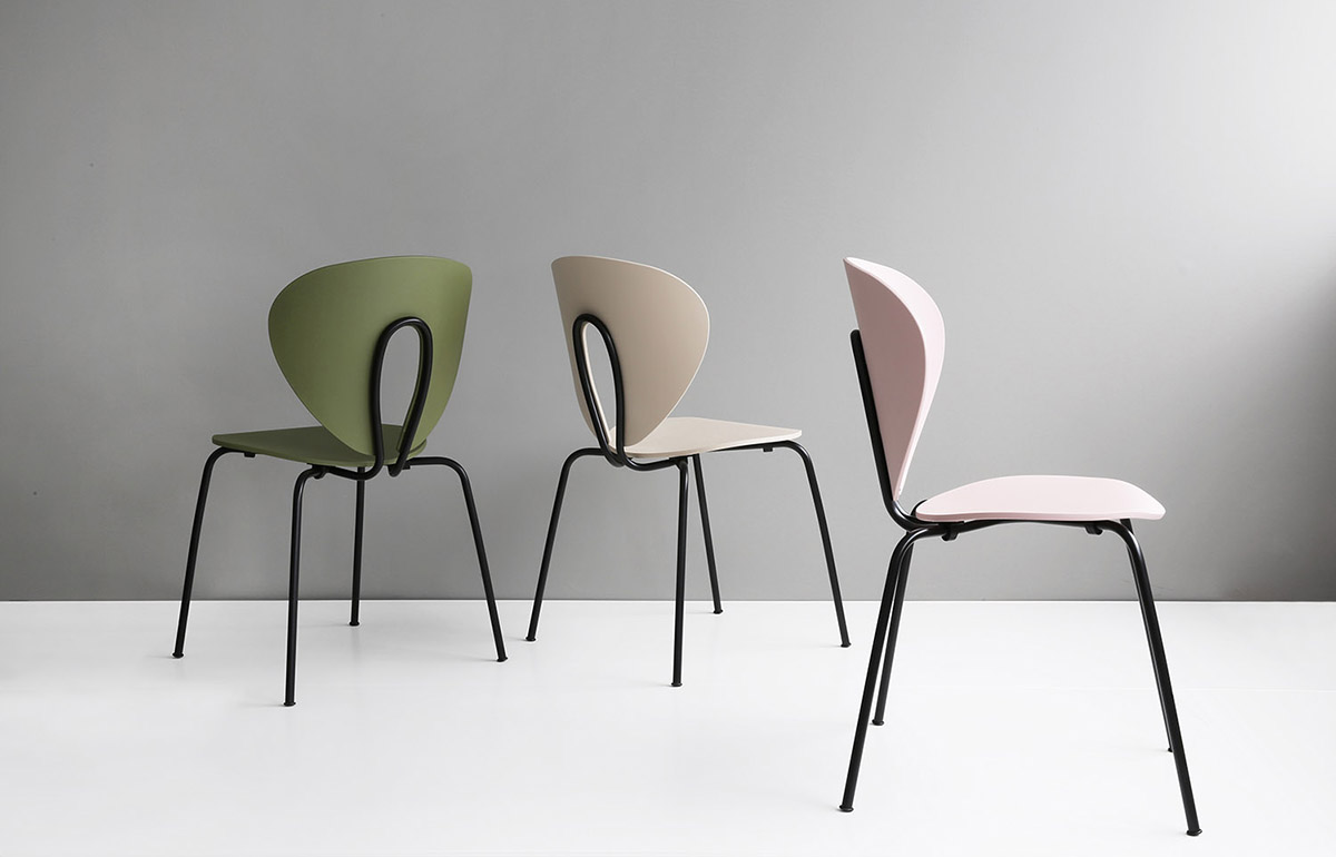 Globus Design Chair Is A Stackable Chair From Stua