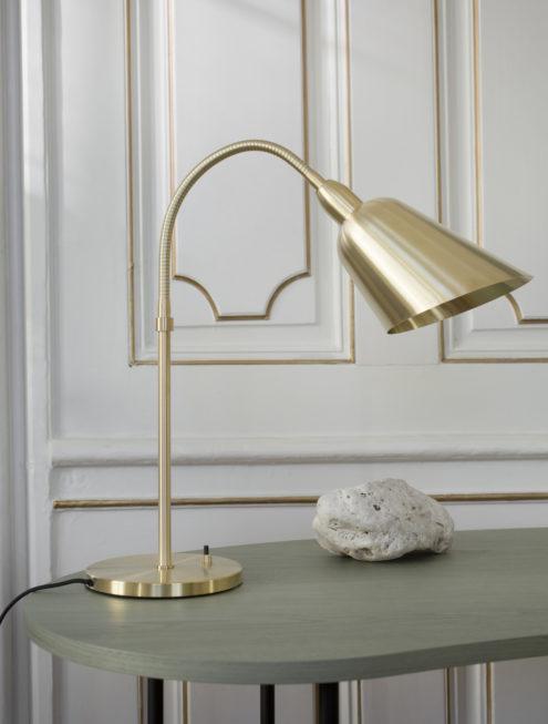 Bellevue AJ8 Brass light