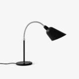 Bellevue AJ8 Black & Steel light