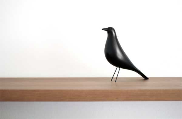 eames house bird designer home accessories from vitra. Black Bedroom Furniture Sets. Home Design Ideas