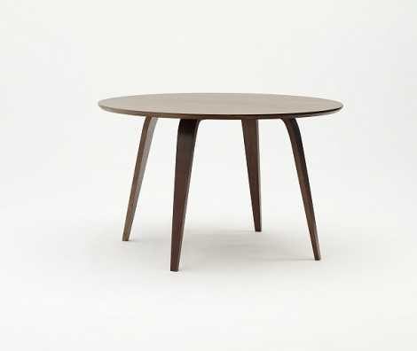 Round Table For Informal Amp Formal Seating By Cherner