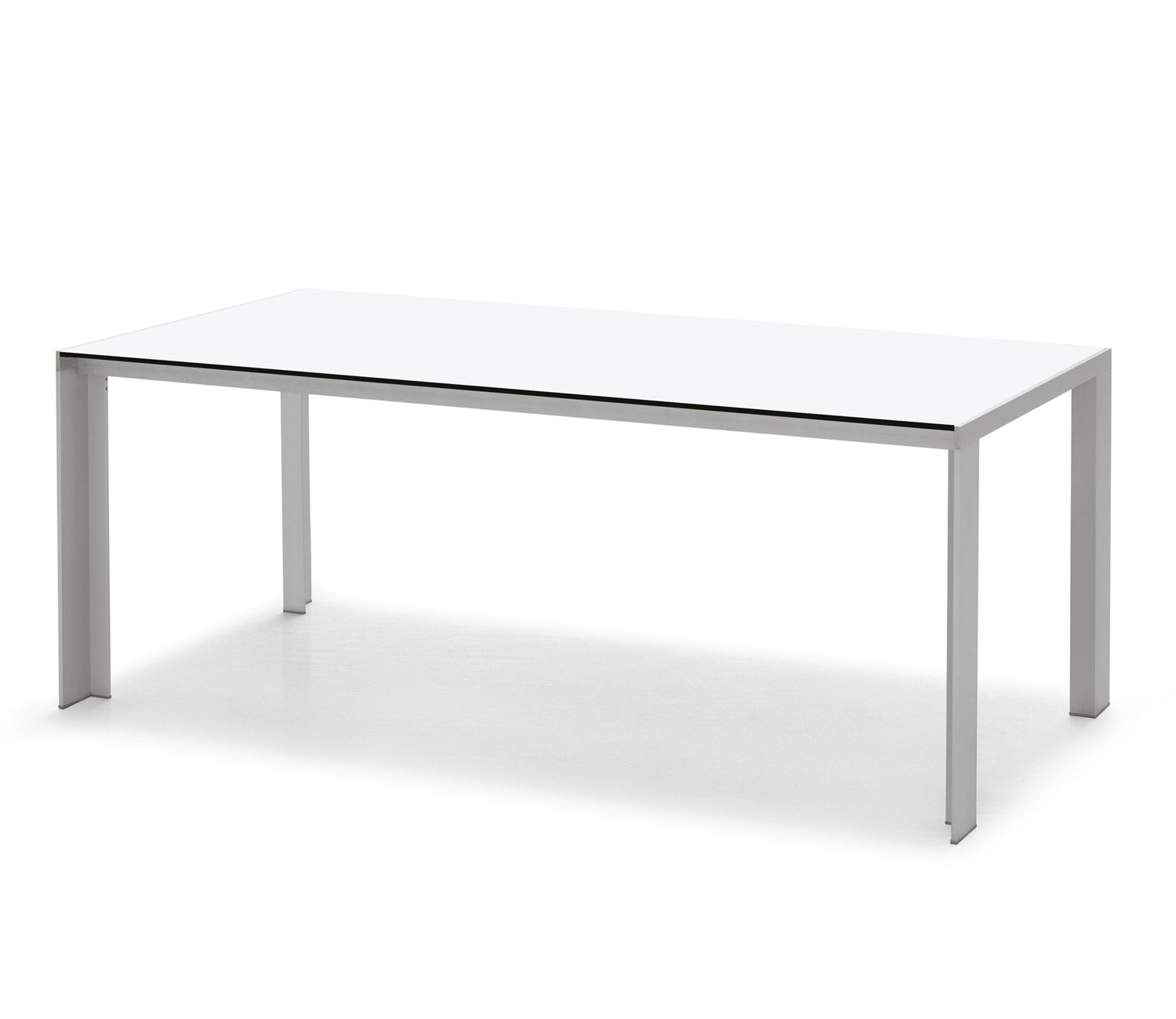 Deneb hpl tables for commercial offices outdoor areas for Table exterieur hpl