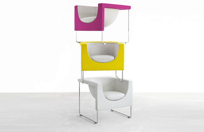 Nube Armchairs Designed By Stua Available In South Africa
