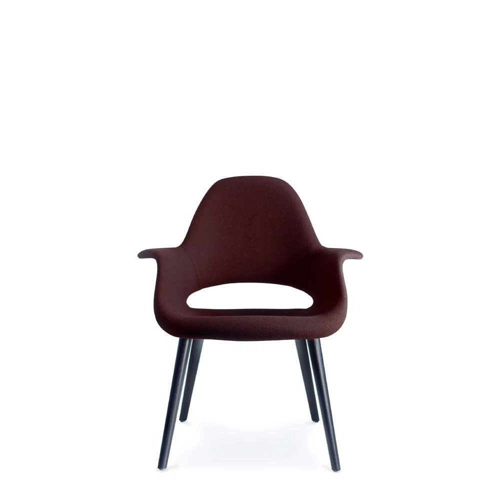 Organic Chair Is A Designer Small Reading Chair From Vitra