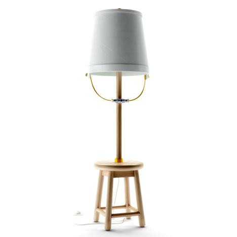 Bucket Floor Lamp by Moooi