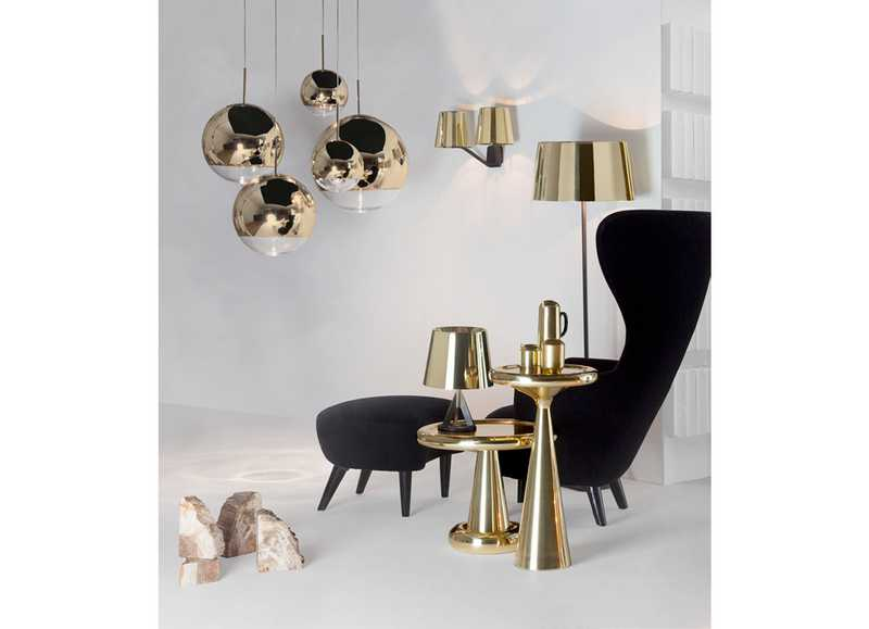 Mirror ball gold 50cm mirror ball gold pendant 50cm mozeypictures Choice Image