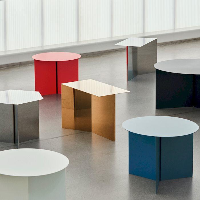 slit table. Black Bedroom Furniture Sets. Home Design Ideas