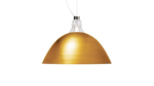 Crash suspension light