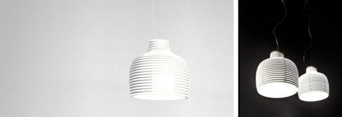 Behive Suspension Lamp