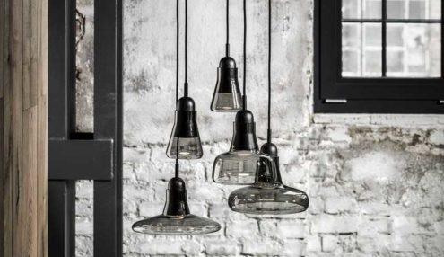 Shadows Suspension Lamp