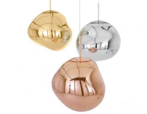 Melt Pendant Copper