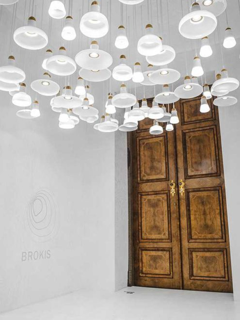 Shadows Suspension Lamp 3