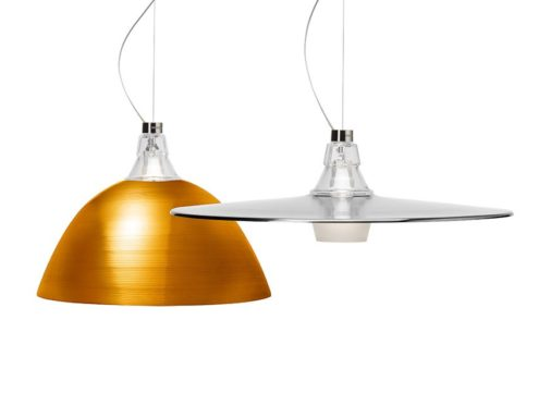 Bell Suspension Lamp