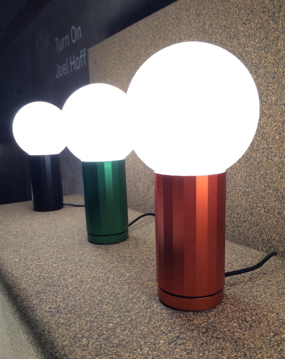 Spherical Floor Lamp