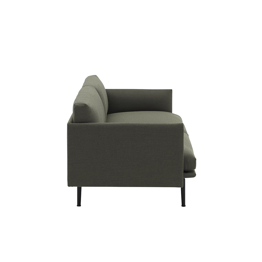 Outline 3-seater - Fiord 961