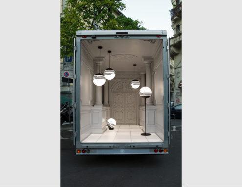 Optical Table Lamp