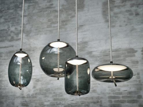 Knot Sfera Suspension Lamp