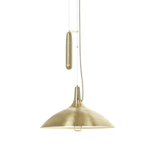 A1965 Pendant Brass
