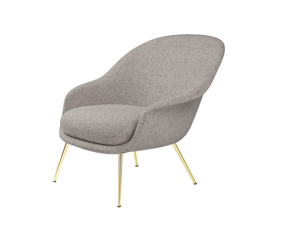 Bat Lounge Chair Low By Gubi