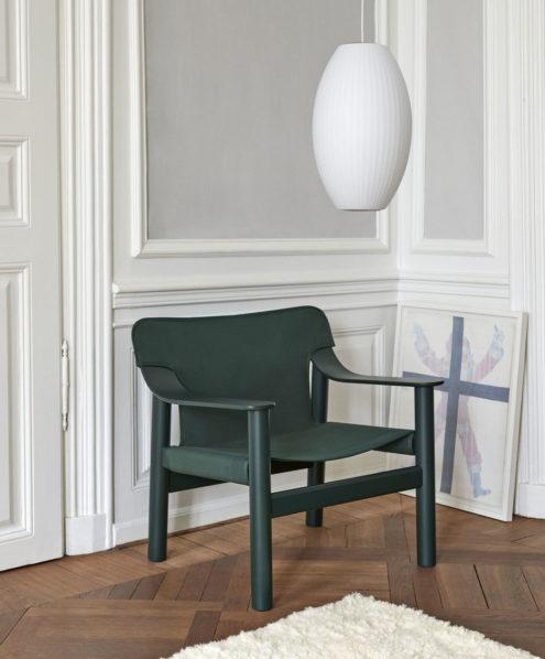 Bernard Chair & Cigar Pendant