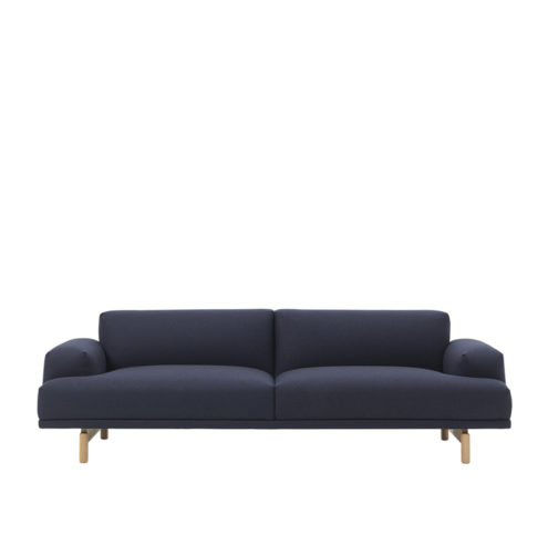 Compose 3 Seater Wooly 1007
