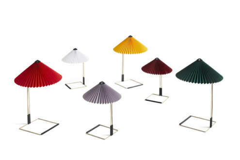 Martin Table Lamp Family