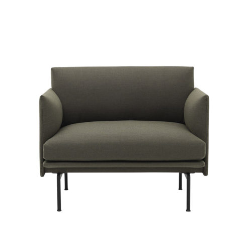 Outline Chair Fiord 961