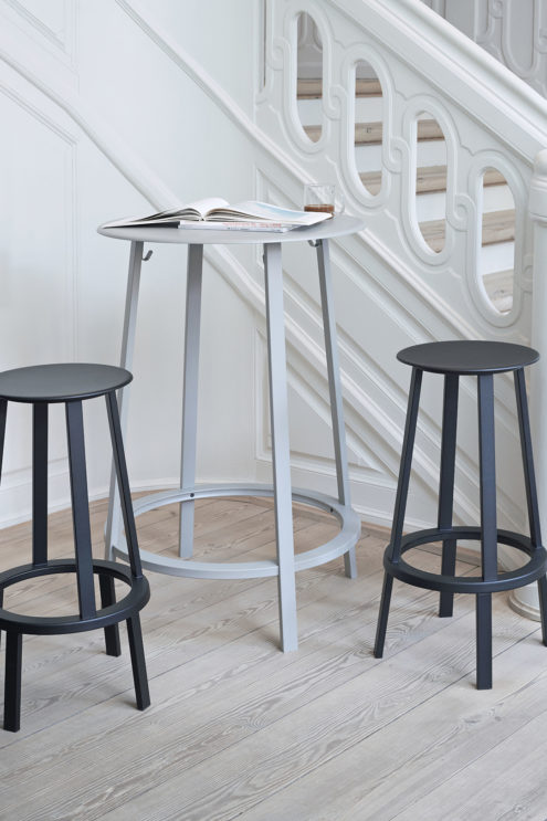 Revolver Table Revolver Bar Stools