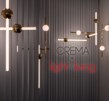 Crema x Light + Living