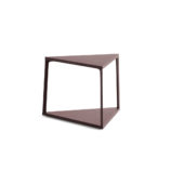 Eiffel Side Table Dark Brick