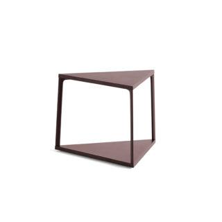 Eiffel Side Table Dark Brick